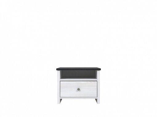 Porto Noční stolek KOM1S/50 Modřín sibiu světlý