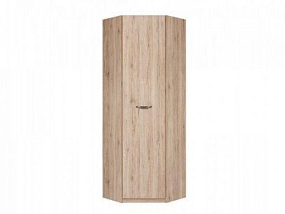 Executive Rohová šatní skříň SZFN1D Dub San Remo světlý