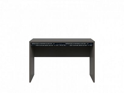 Graphic II Psací stůl BIU/120 šedý wolfram