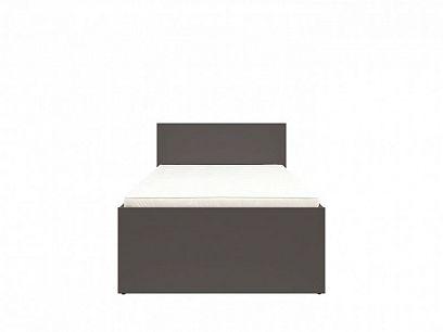 Graphic II postel LOZ90 šedý wolfram