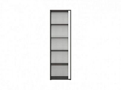 Graphic II regál REG/57L šedý wolfram