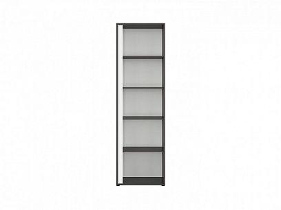 Graphic II regál REG/57P šedý wolfram