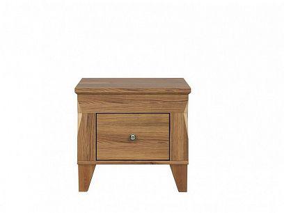 Bergen Noční stolek KOM1S, Modřín sibiu zlatý