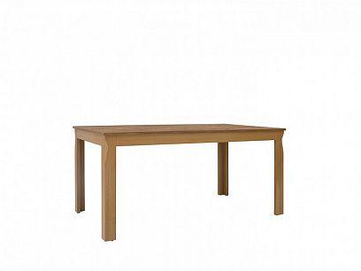 Bergen Jídelní stůl STO/160, modřín sibiu zlatý
