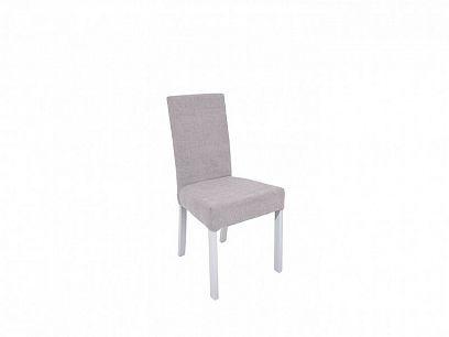 HOLTEN jídelní židle TX098/TK, bílá/šedá