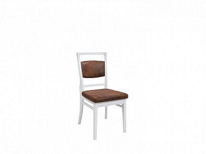 KALIO Jídelní židle, bílá