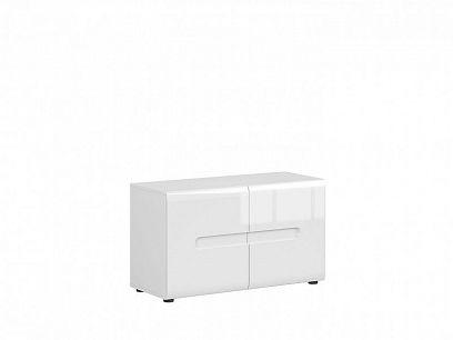 AZTECA TRIO botník SFK2D/5/9 bílá/bílý lesk