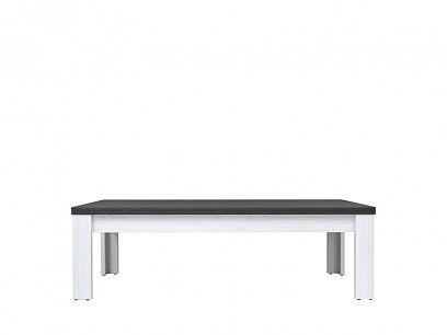 HESEN konferenční stolek LAW/4/13, modřín sibiu světlý/borovice larico