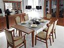 Kent Jídelní stůl ESTO160 Kaštan