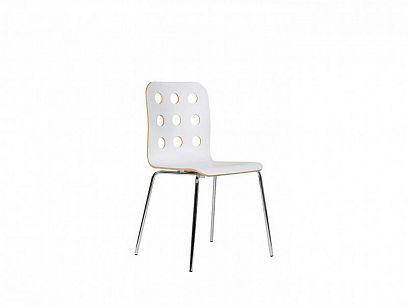 CANTONA Stop židle, bílá