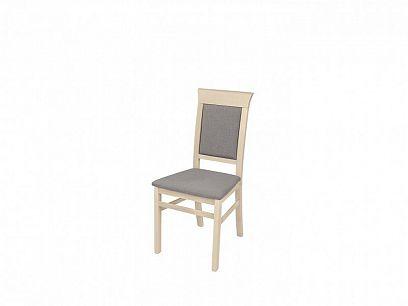 ALLANIS jídelní židle, dub sonoma