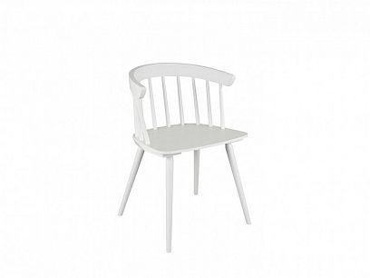 PATYCZAK Fotel jídelní židle, bílá