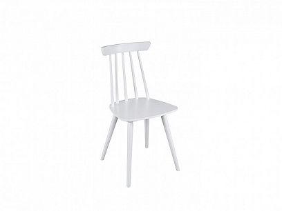 PATYCZAK Modern jídelní židle bílá