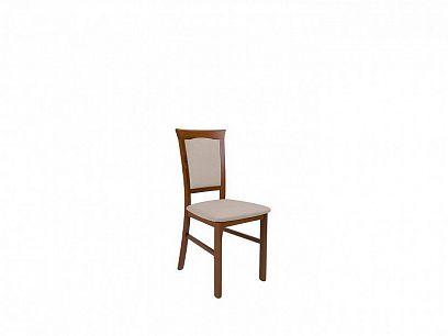 KENT jídelní židle Small 2, kaštan