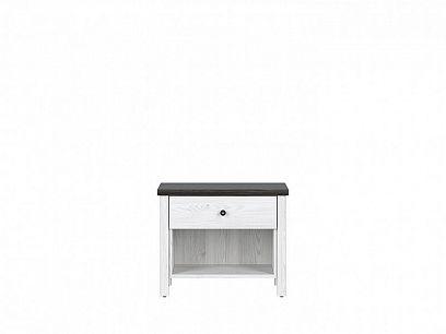 Antwerpen noční stolek KOM1S/5/6, modřín sibiu světlý
