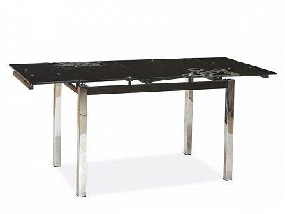 GD-017 Jídelní stůl, černá