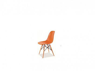 ENZO židle, pomeranč