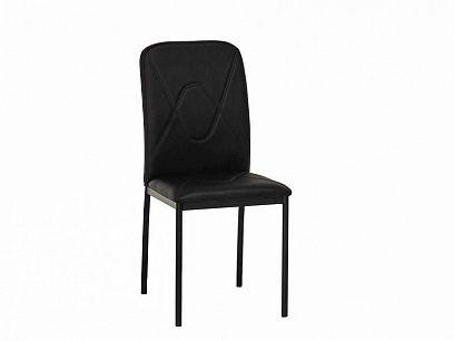 H-623 Jídelní židle, černý/černá eko