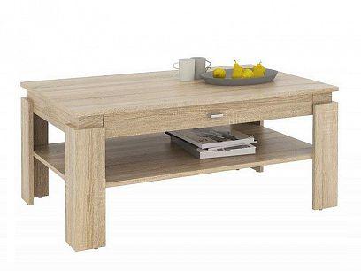 COFT 04 Konferenční stolek Dub sonoma