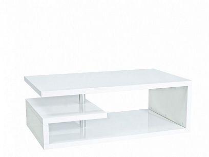 Tierra Konferenční stolek, Bílý lesk