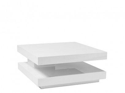 Falon Konferenční stolek, Bílá lesk