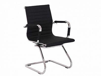 Q-123 Kancelářská židle, černá