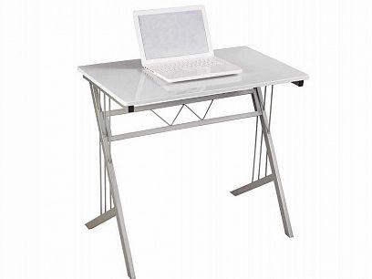 B 120 Psací stůl, bílá