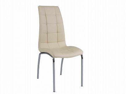 H-104 Jídelní židle, krémová