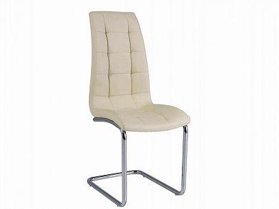H-103 Jídelní židle, krémová