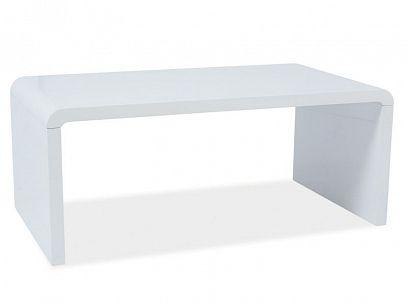 MIO konferenční stolek, bílá