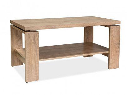 PAOLA konferenční stolek, dub sonoma