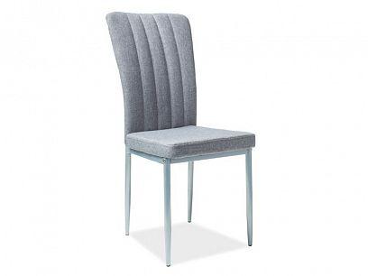 H-733 jídelní židle, šedá