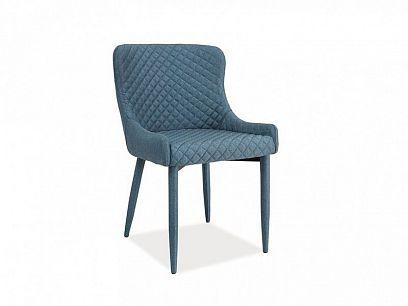 COLIN jídelní židle, denim
