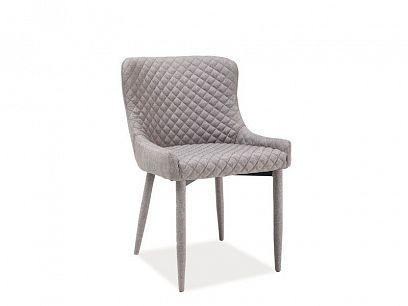 COLIN jídelní židle, šedá