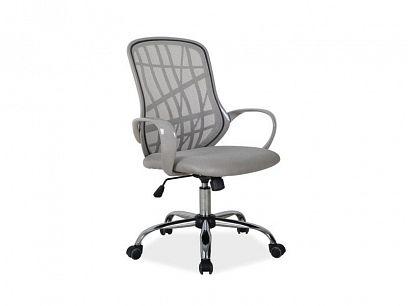 DEXTER kancelářská židle, šedá