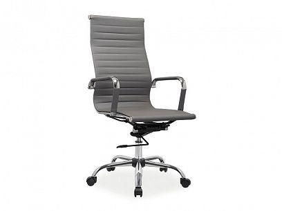 Q-040 kancelářská židle, šedá
