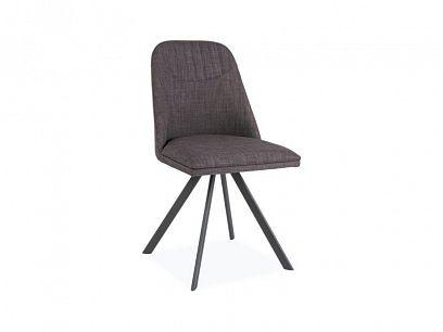 MAULIN jídelní židle, šedá