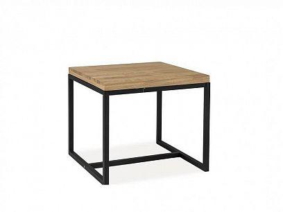 LASO C konferenční stolek, dub/černá