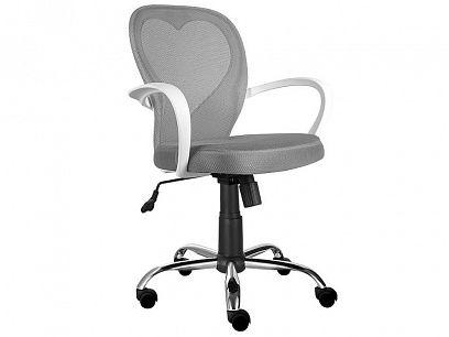 DESIRE dětská židle, šedá