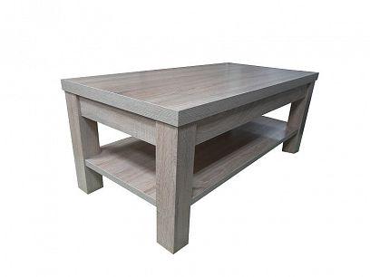 VIGITA konferenční stolek, dub sonoma