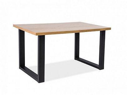 Malta konferenční stolek obdélník, dub přírodní