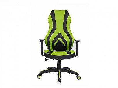 FERRARI 1 kancelářské křeslo, zelená/černá