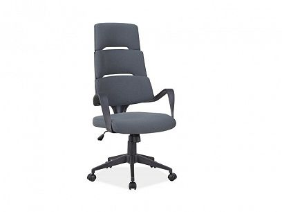 Q-889 kancelářské křeslo, šedé