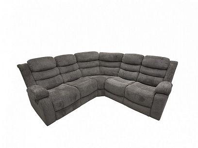 Agapa Maxi relaxační sedací souprava, univerzální, hnědá
