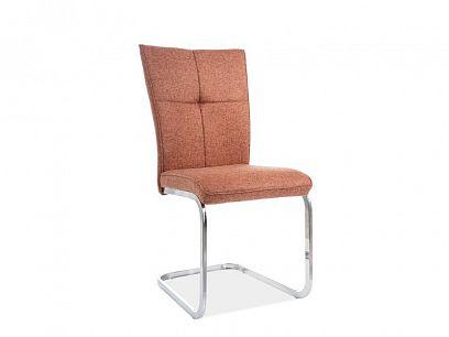 H-190 jídelní židle, cihlová
