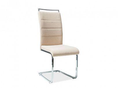H-441 jídelní židle, béžová