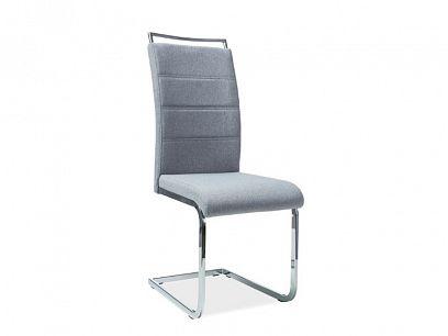 H-441 jídelní židle, šedá