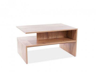 FRIDA konferenční stolek, dub wotan