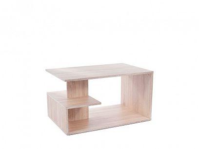 APOLO konferenční stolek, dub sonoma