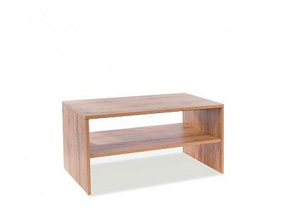 SIMPLE konferenční stolek, dub wotan